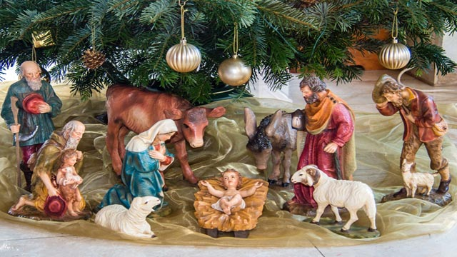 Christmas Cantata, O Little Town of Bethlehem   Oakwood UMC, Lubbock Texas