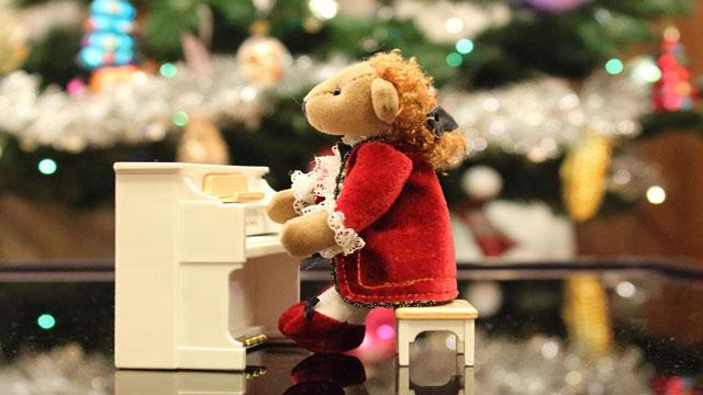 Oakwood UMC Lubbock Preschool Christmas Concert