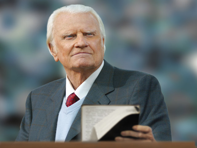 Billy Graham, Long-time Church Leader, 1918-2018