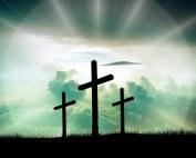 Three Crosses   Oakwood United Methodist Church, Lubbock Texas