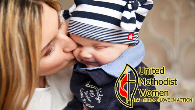 Mothers Day, Celebrating Mom and United Methodist Women at Oakwood United Methodist Church, Lubbock Texas