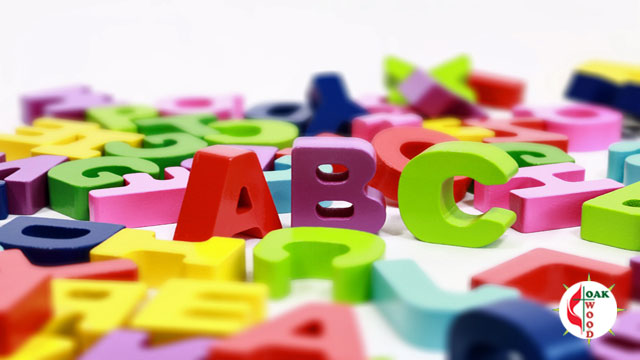 Oakwood Preschool Learn Alphabet, Oakwood United Methodist Church, Lubbock Texas