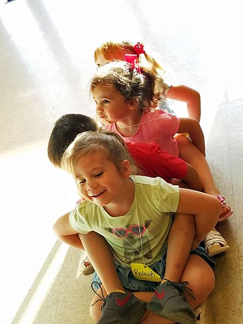 Oakwood United Methodist Preschool and Daycare, Lubbock Texas