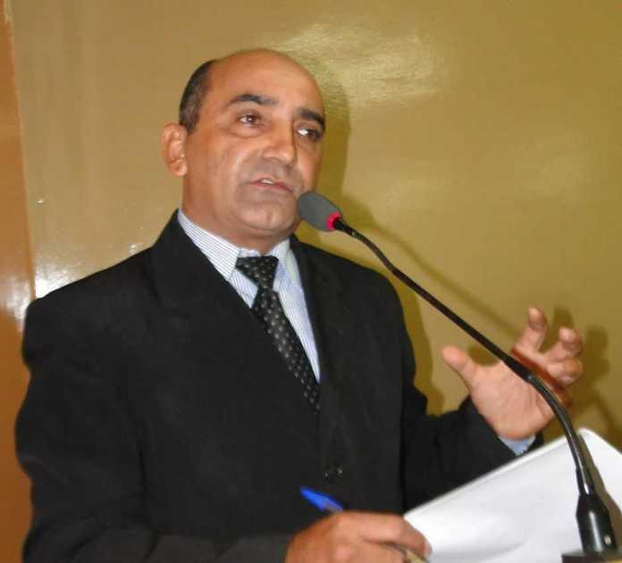 Everaldo Gomes: Eleição passou e espera ajuda do governo