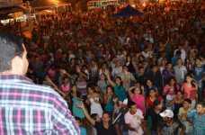 Abertura da 1ª Expolândia (Noite Gospel) fotos Ana Freitas em 25 de abril de 2013 (268)