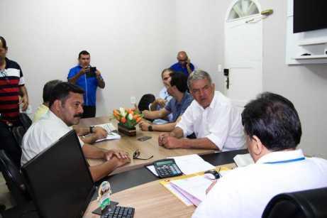 Visita Senador Petecão fotos Wesley Cardoso (6)