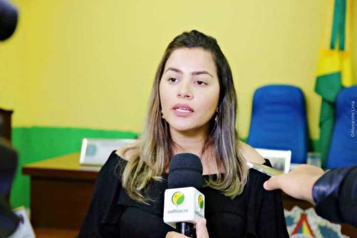 Prefeita participa de 1ª Sessão do ano de 2018 -02