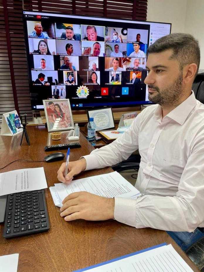 Presidente Nicolau Júnior avalia os trabalhos legislativos de 2020