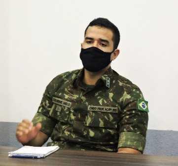 Comandante do PEF