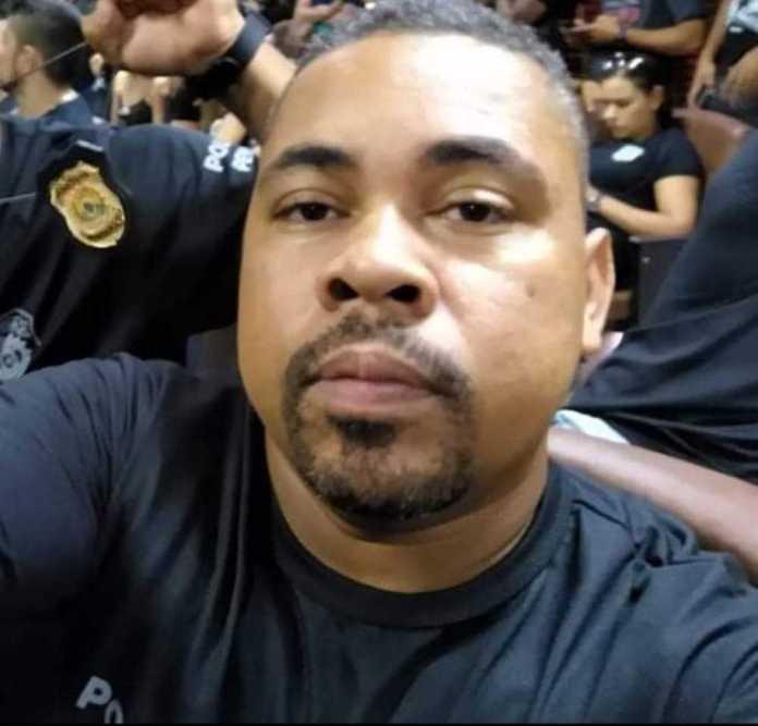 Policial penal morre com Covid após mais de 15 dias na UTI no AC: 'perdi o amor da minha vida', diz esposa grávida de 9 meses