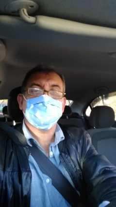 Pandemia reduz trabalho de motoristas de aplicativos