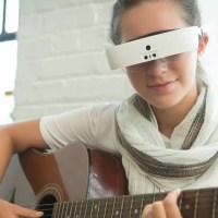 Óculos permite que pessoas com baixa visão enxerguem novamente