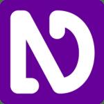 Logotipo do leitor de tela NVDA