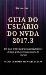 Capa do livro digital Guia do usuário do NVDA 2017.3