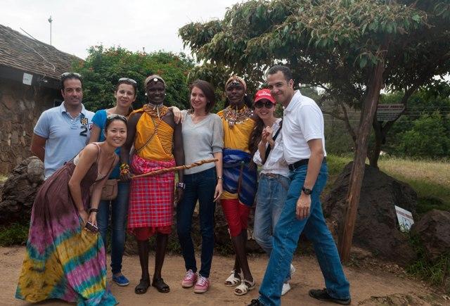 Kenya, Nairobi Safari