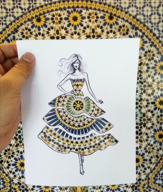 Decupaje fashion de Shamekh Bluwi_4