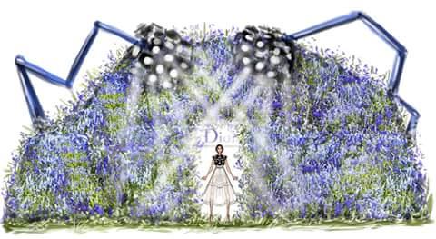 Dior Paris Fashion Week by Shamekh Bluwi