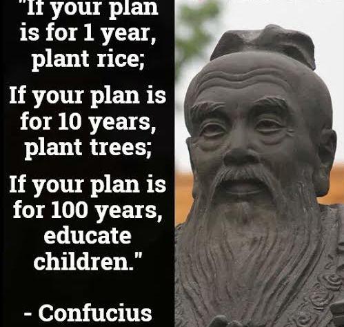 educate children