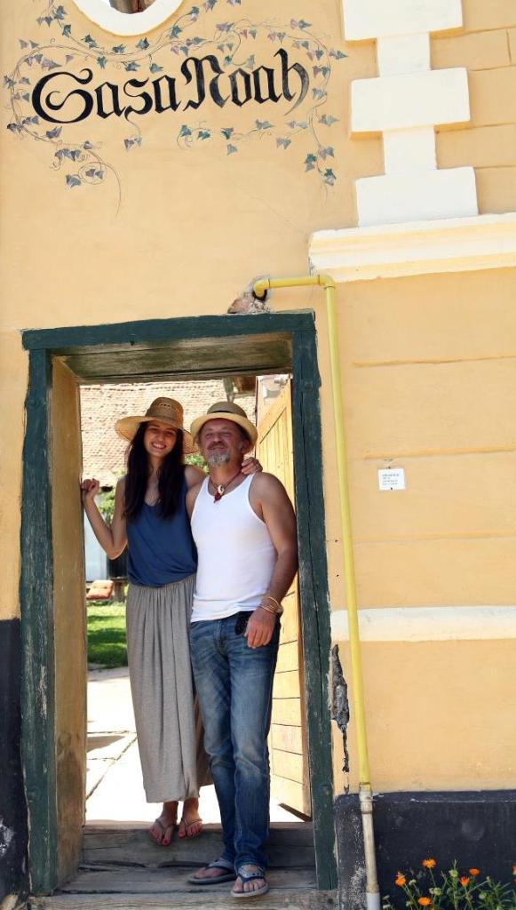 Catrinel si Paul, la Casa Noah din Richis_oanabotezatu.ro
