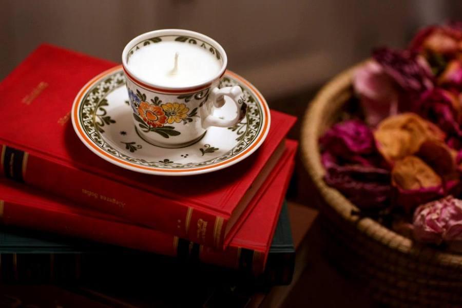 Lumanari ambientale handmade din ceara de soia, Cup & Candle (6)