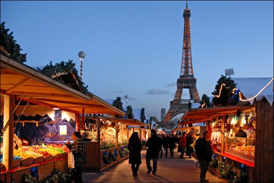 Piata de Craciun in Paris, Jean Pierre Dalbera