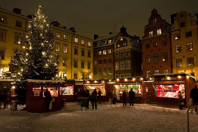 Stockholm-by-Michael-Caven
