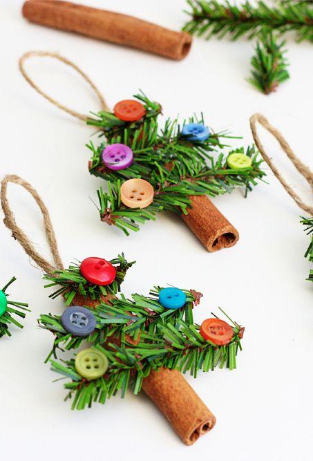 Cele mai frumoase decoratiuni de Craciun, handmade (14)
