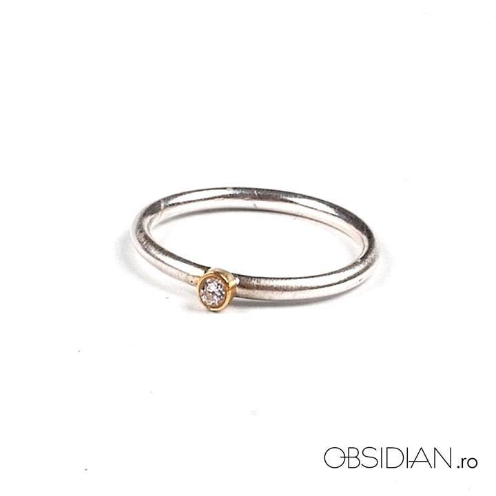 Inel Obsidian_Cadou de Craciun_Happytude by Oana Botezatu__