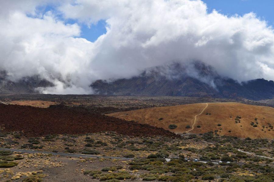 Mar de Nubes in Parcul National Teide_Vacanta in Tenerife