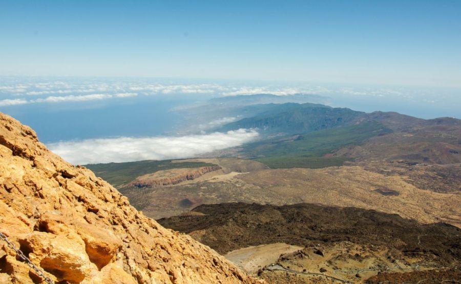 Vacanta in Tenerife - Parque Nacional del Teide