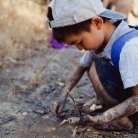 Educatie in natura. Imagini dintr-o copilarie pe care ne-o dorim