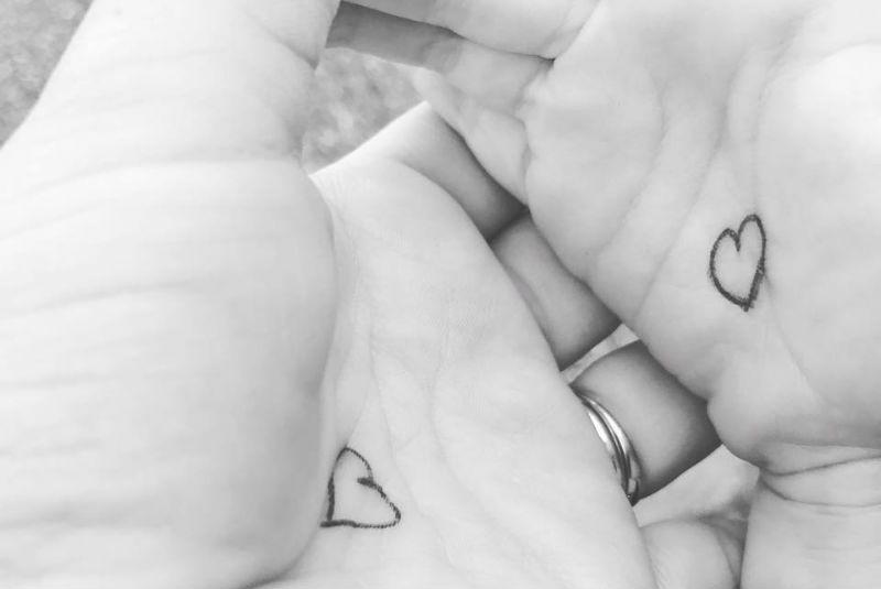 Buton spre inimă