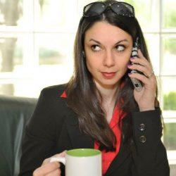 Oana Harrison headshot marketing consultant and writer