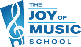 The Joy of Music logo
