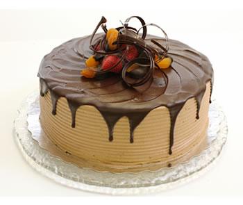 Ciocolata-Jucarii-de-plus-Tort-cu-ciocolata-poza-t-P-n-dreamstime_2373984