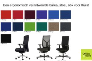ergonomisch verantwoord bureaustoel