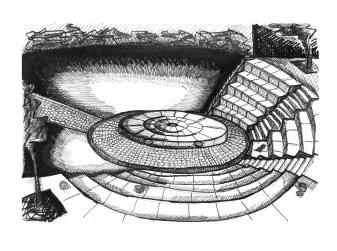 Ampetheater