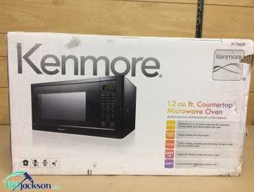 no sales tax ft microwave oven stainless steel brand new kenmore 75653 1 2 cu microwave ovens major appliances