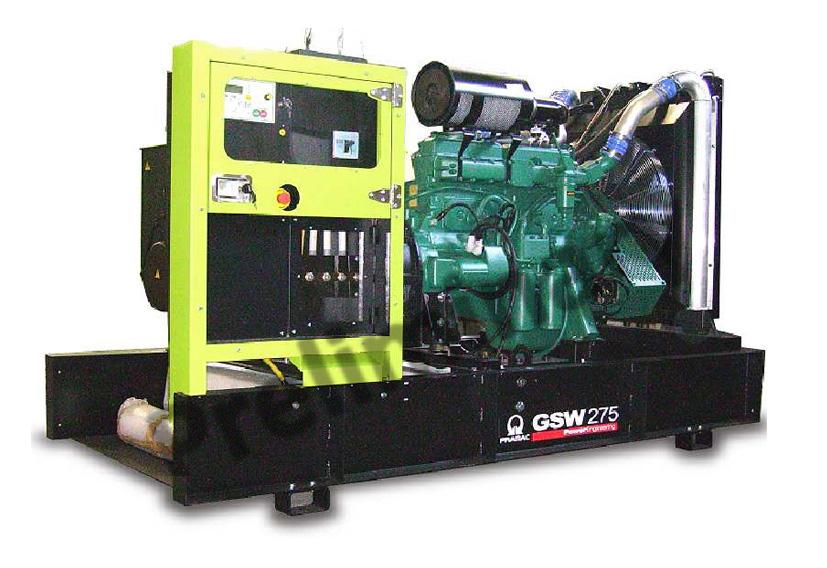 เครื่องกำเนิดไฟฟ้า Pramac Generator