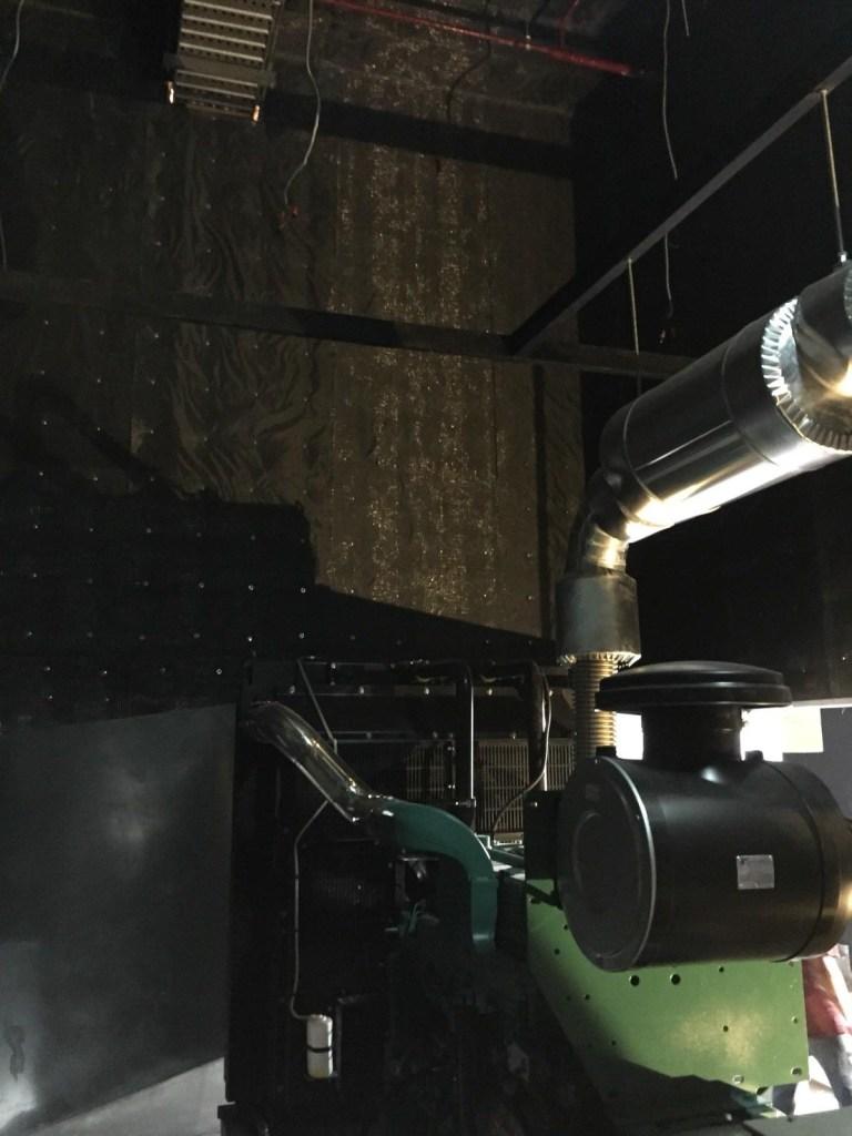 เครื่องกำเนิดไฟฟ้า 630 kVA Canapaya-1