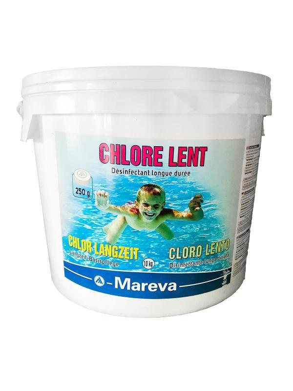 Oasi Blu Piscine Avellino - cloro-lento-10kg