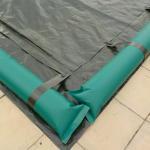 Oasi Blu Piscine Avellino - copertura invernale dettaglio