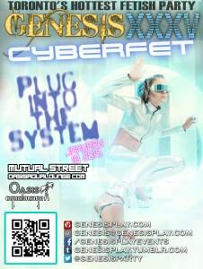 genesis cyberfet