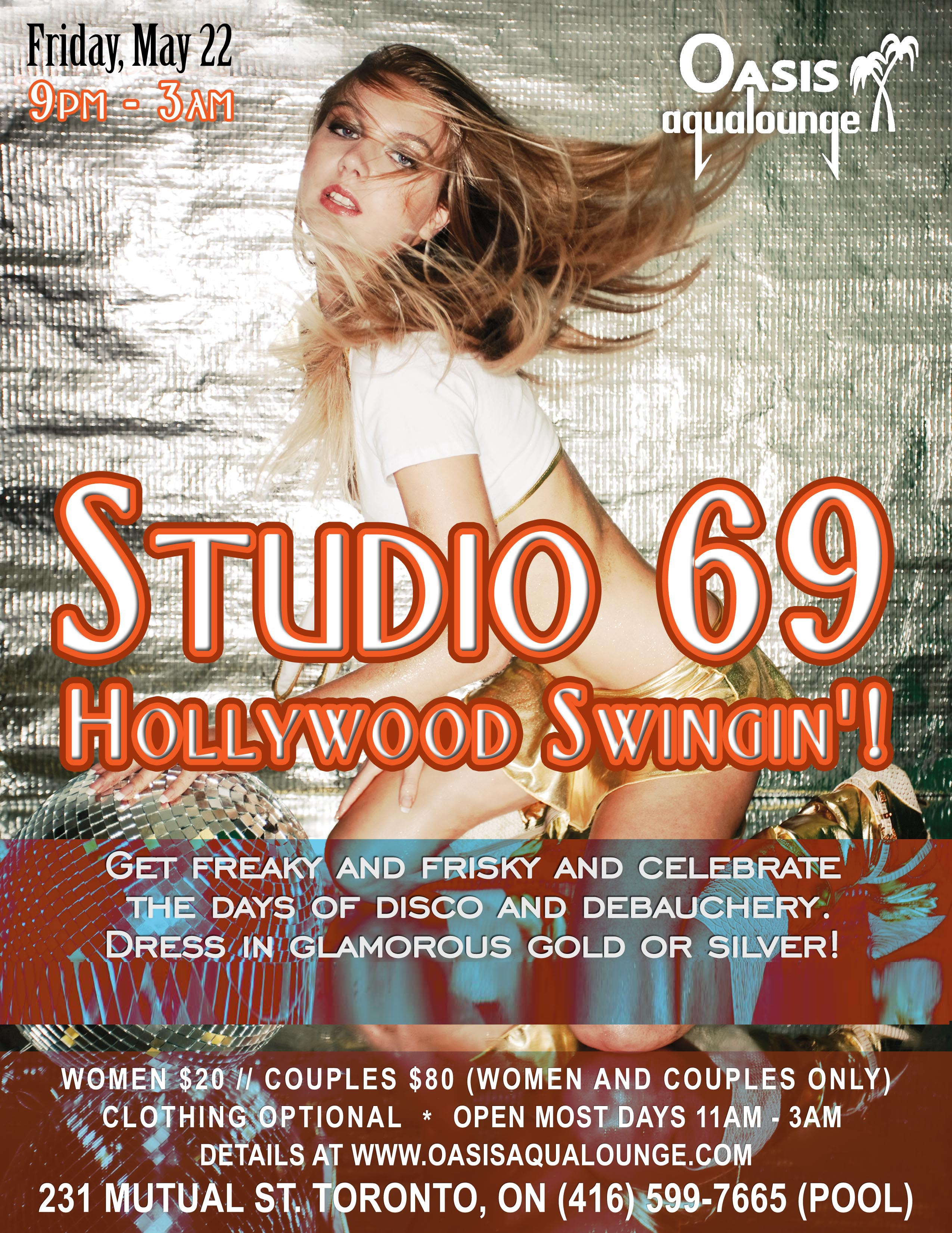 Hollywood swinging part 1 with