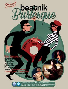 Beatnik Burlesque - Jan 23 2016 - Web