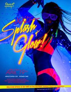 SplashGlow-Website