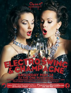 Electro Swing & Champagne