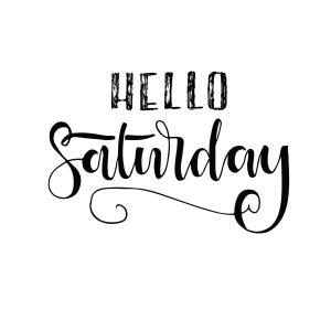 Sexy Saturdays