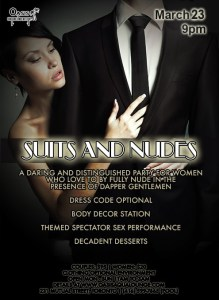 Suits and Nudes