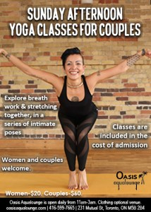Yoga Classes For Couples